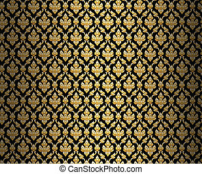 thai pattern background