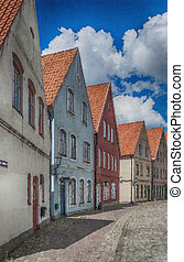 Jakriborg Digital Painting - Jakriborg is a new classical...