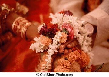 indio, boda
