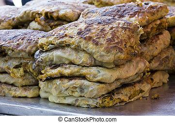 Fried Murtabak