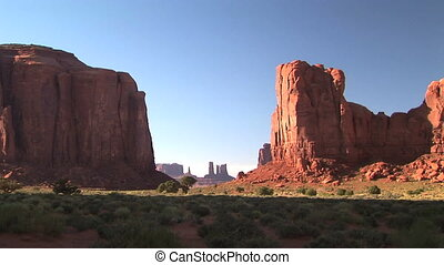 Monument Valley - North Window Monument Valley Navajo Tribal...
