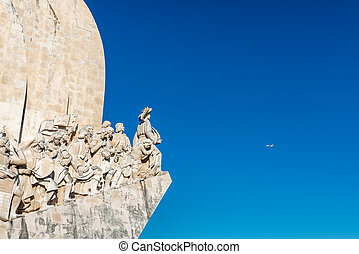 Monument to the Discoveries, Lisbon (Portugal) - Monument to...