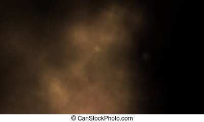 Thick Smoke Background Animation - An animated motion...