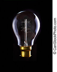 Edison Lightbulb - A classic Edison bulb with a loop...