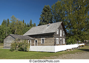 Cottage in the Cariboo Country
