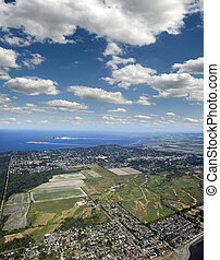 Metro Vancouver - Tsawwassen and Point Roberts, British...