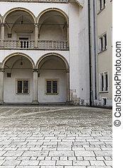 Royal Basilica of Saints Stanislaus and Wenceslaus on the...