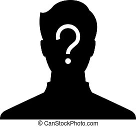 anonymous male profile picture