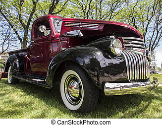 1941 Chevrolet Pick Up.