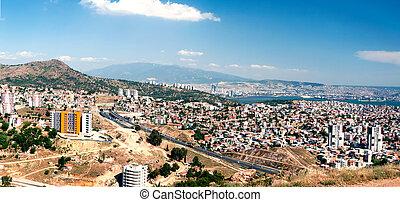 Karsiyaka Izmir - Cityscape of Karsiyaka Izmir, Turkey