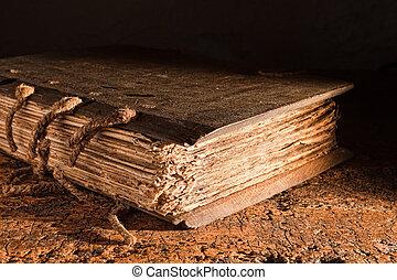 libro, medievale