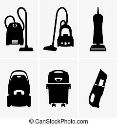 Vacuum cleaners - Set of Vacuum cleaners