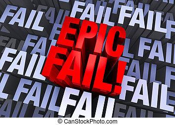 An Epic Fail
