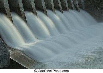 Kananaskis Hydro Electric Dam m1