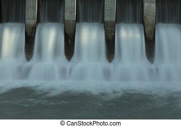 Kananaskis Hydro Electric Dam c4