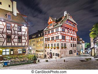 Nuremberg Germany - Nuremberg, Germany at Albrecht Durer...