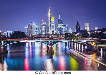 Frankfurt, Germany - Frankfurt am Main, Germany Financial...