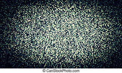TV Noise 0742 Abstract no TV signal