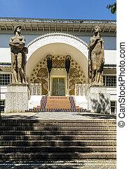 Ernst Ludwig Haus at Kuenstler Kolonie artists colony in...