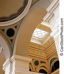 Architectural Detail - Stock Exchange, Vienna, Austria
