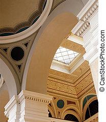 Architectural Detail - Stock Exchange, Vienna, Austria