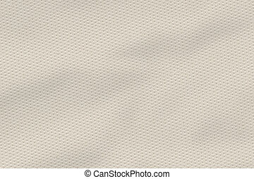 Off White Artificial Eco Leather - Photograph of coarse,...
