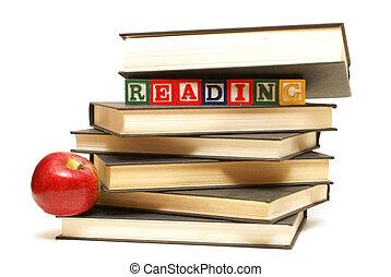 escuela, Libros