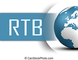 Real Time Bidding - RTB - Real Time Bidding concept with...