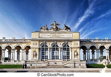 Gloriette, Pavilhão, Viena