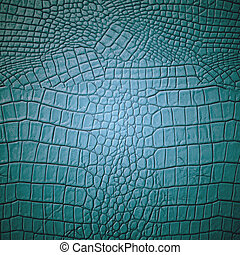 Green art luxury leather texture and background