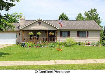 A Rural Home
