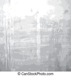 Grey Messy Wall texture for your design. EPS10 vector.