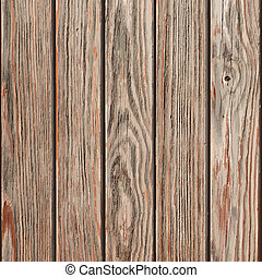 Dry Wooden Planks