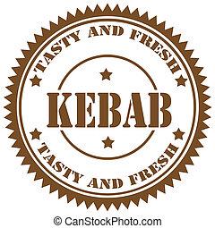 Kebab-stamp