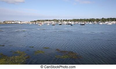 Bembridge harbour Isle of Wight - Bembridge St Helens...