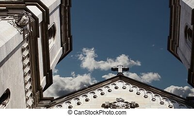 Cross Catholic Church in the sky - Cross Catholic Church...