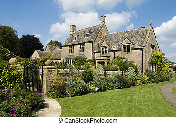 Rural Cotsworld - Beautiful rural Cotsworld stone homes in...