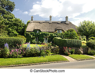 Rural Cotsworld,England - Beautiful rural cottage with...
