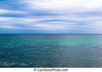 Clean Horizon Green Water