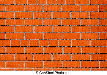 mur, brique, fond