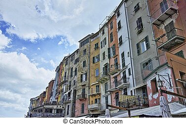 portovenere a beautiful little medieval village near la...