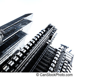 Modern futuristic architecture - Modern futuristic...