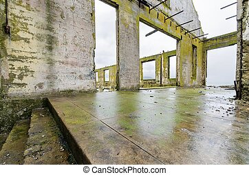 Alcatraz Social Hall, San Francisco, California - The Social...