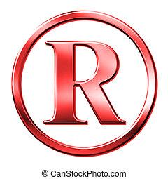 registered sign
