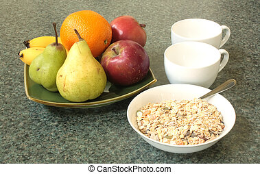 Balanced Diet Combination for a Healthy Lifestyle