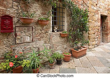 Colle Val D' Elsa - Beautiful picturesque nook of rural...