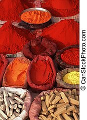 Hindu Powders for Sale - Hindu paint powders for sale at the...