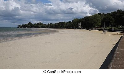 Ryde beach Isle of Wight - Ryde Isle of Wight a tourist town...