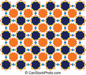 Abstract design, mottled with circles background