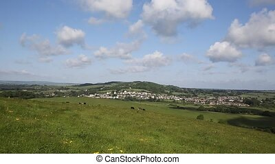 Isle of Wight country view IOW - Brading Isle of Wight home...